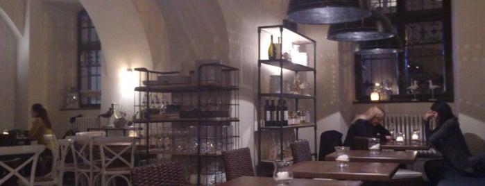 La Cava Barcelona is one of TREND Top restaurants.