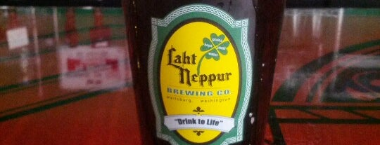Laht Neppur Brewing Co. is one of WABL Passport.