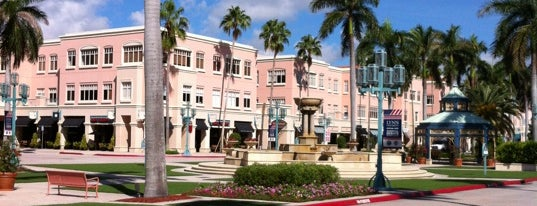 Mizner Park is one of Favorites.