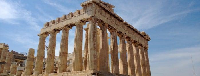 Parthenon is one of Parthenon.