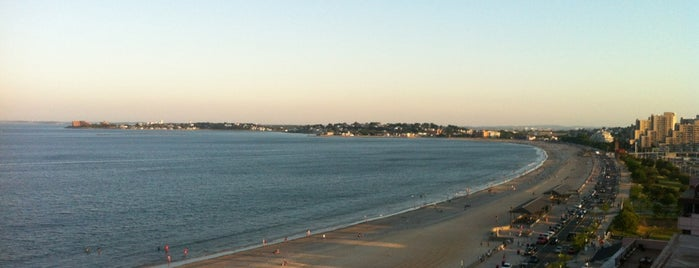Revere Beach is one of The 50 Most Popular Beaches in the U.S..