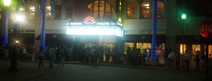 Sunrise Theatre is one of Angie's GUIDE TO FORT PIERCE:.