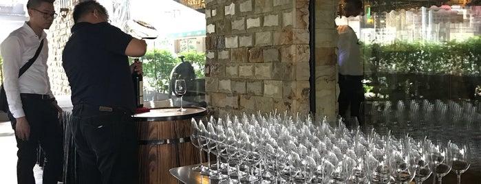 Anjo Wine Bar is one of Johor/JB :Cafe connoisseurs Must Visit.