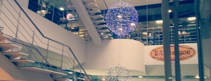 Olimpiysky Mall is one of EURO 2012 FRIENDLY (SHOPPING MALLS).