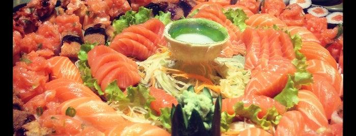 Zensei Sushi is one of Japonês.