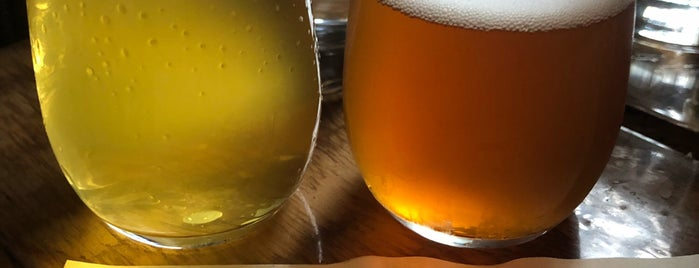Interboro Spirits and Ales is one of New York Beer.