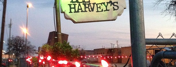 Lee Harvey's is one of Dallas' Best Bars.