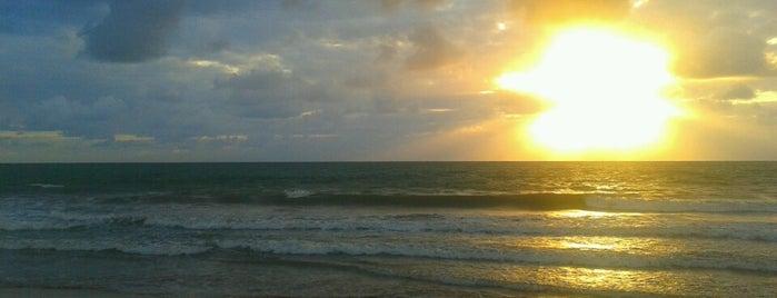 Praia de Boa Viagem - Posto 5 is one of Recife.