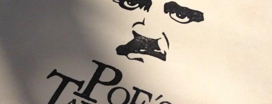 Poe's Tavern is one of Favorite Restaurants.