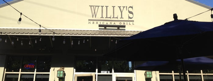 Willy's Mexicana Grill #8 is one of Summer in Georgia.