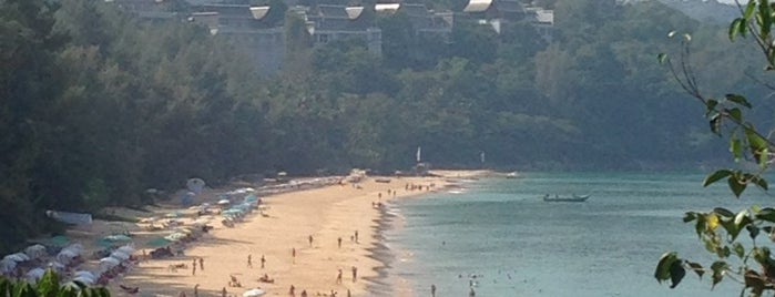Naithon Beach is one of Places.