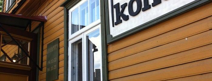 Kohvik Kohalik is one of The Barman's bars in Tallinn.