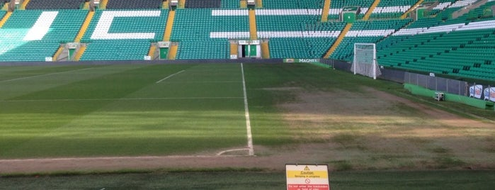 Celtic Park is one of World.