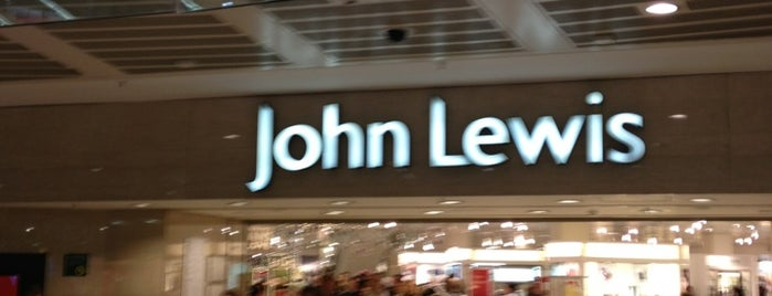 John Lewis is one of Glasgow I was there.