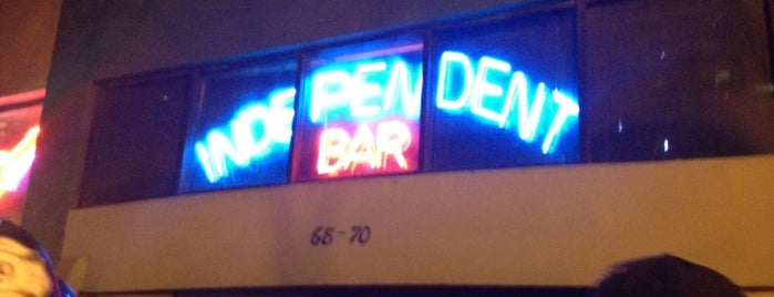 Independent Bar is one of Florida.