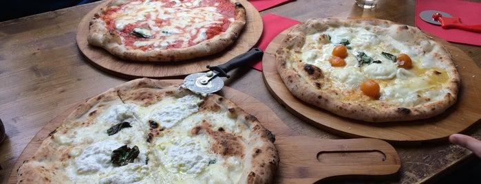 Johnny - Fritti E Pizza A Portafoglio is one of Milano2015.