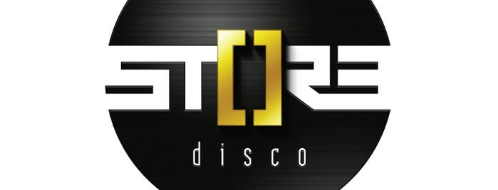 Store Disco is one of Preferidos =).