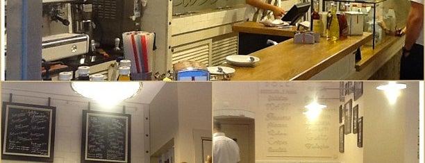 La Milkeria is one of ristoranti &.