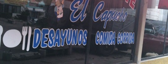 El Capricho Comida Casera is one of a probar.