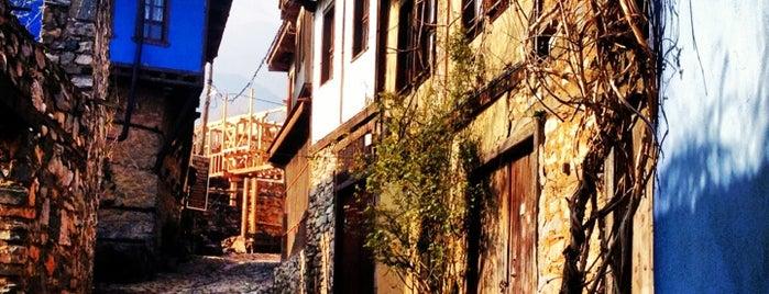 Cumalıkızık is one of Tarih/Kültür (Marmara).