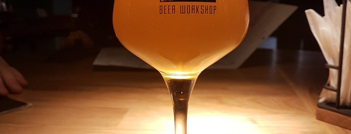 Copper Head. Beer workshop is one of Ivano-Frankivsk.