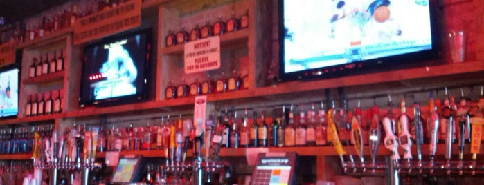 Whiskey Jacks Saloon is one of Madison Destinations.
