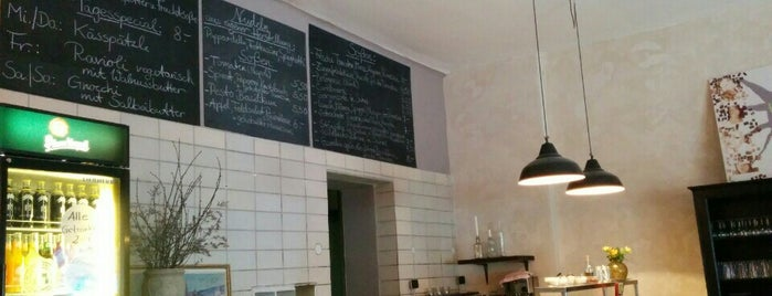 Nudelbude is one of Berlin Food Spots.