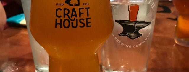Little Elm Crafthouse is one of Texas.