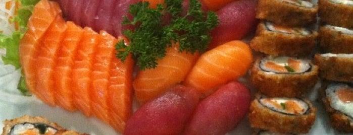 Bonsai Sushi is one of Guia Rio Sushi by Hamond.