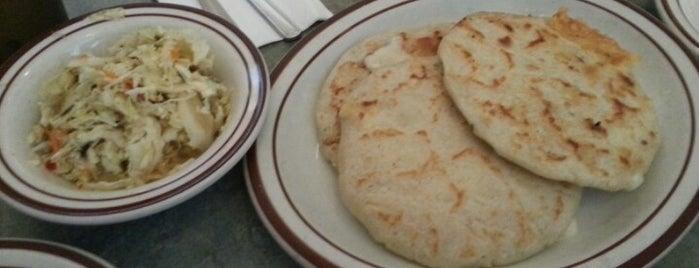 La Santaneca De La Mission is one of Ze Most Delicious SF Restaurants.