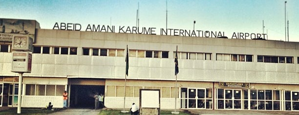 Abeid Amani Karume International Airport (ZNZ) is one of ZanziTrip.