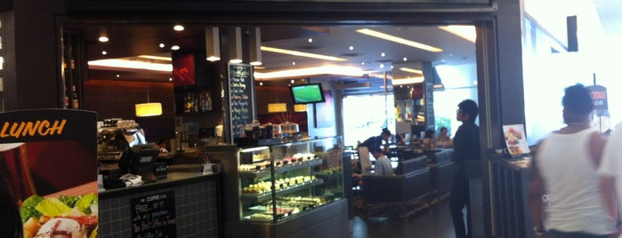 The Coffee Club is one of Recommended Restaurants.