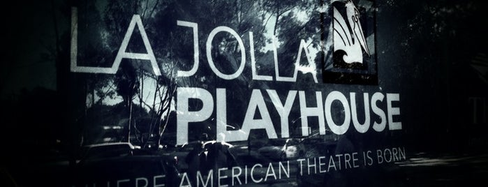La Jolla Playhouse is one of USA San Diego.