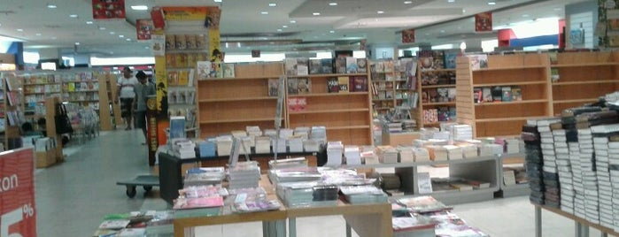 Gramedia Expo is one of Sparkling Surabaya.
