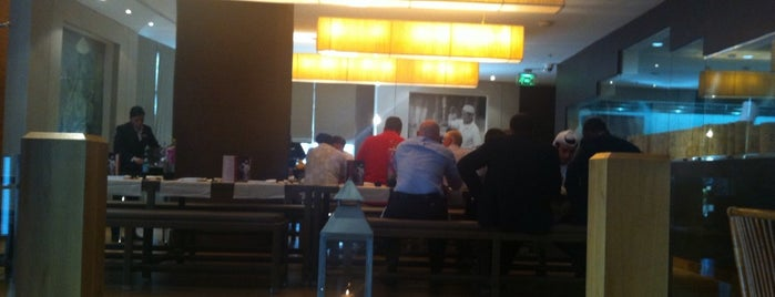 Wok Mee is one of Doha's Restaurants.