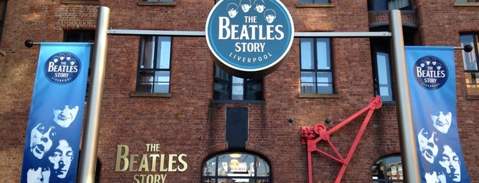 The Beatles Story is one of museums.