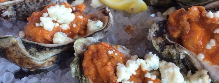 AJ's Seafood & Oyster Bar is one of The Best of the North Florida Gulf Coast.