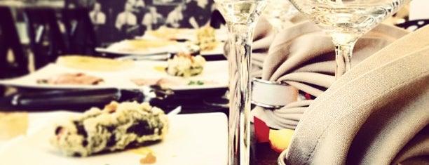 International SV is one of TOP 50 Restaurants in Latvia.