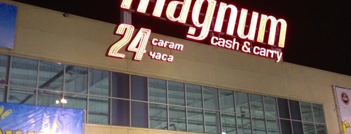 Magnum Cash & Carry is one of Магазины.