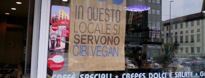Cafè del Verziere is one of Mangiare vegan a Milano.