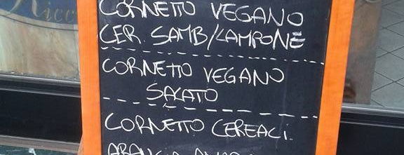 Bar Gerry is one of Colazione vegan a Milano e dintorni.