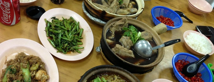 Sin Heng Claypot Bak Kut Teh is one of Food.