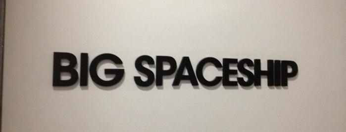 Big Spaceship is one of Agencies New York.