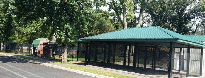 Ramsey Park Zoo/ Lower Shelter is one of Top 5 favorites places in Redwood Falls.