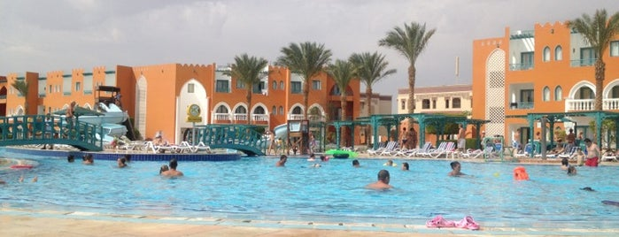 Sunrise Select Garden Beach Resort & Spa is one of Egypt Finest Hotels & Resorts.