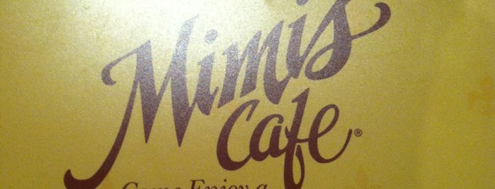 Mimi's Cafe is one of TG.