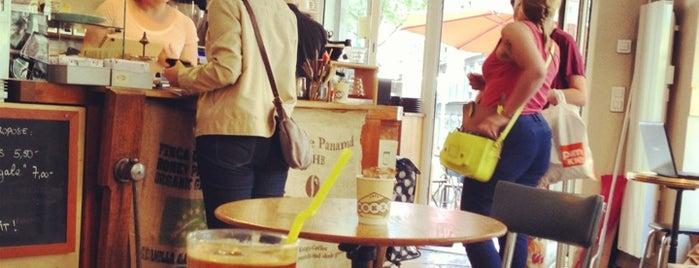 Café Mokxa is one of Lyon.