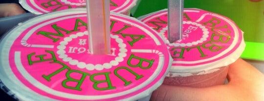Bubble Mania is one of Поесть и выпить.