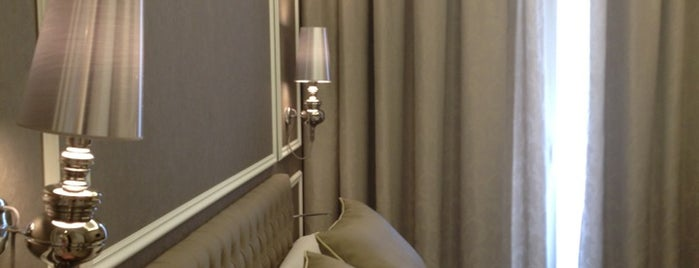 Hotel Catalonia Passeig de Gràcia is one of The 15 Best Comfortable Places in Barcelona.