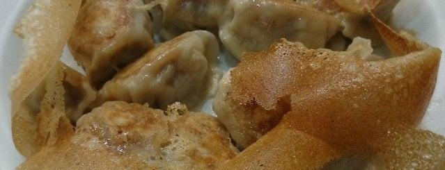 Rong He 榮和麵食店 is one of Deixei meu <3 em SP.